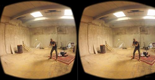 Rode Kruis VR-game door Hack The Planet