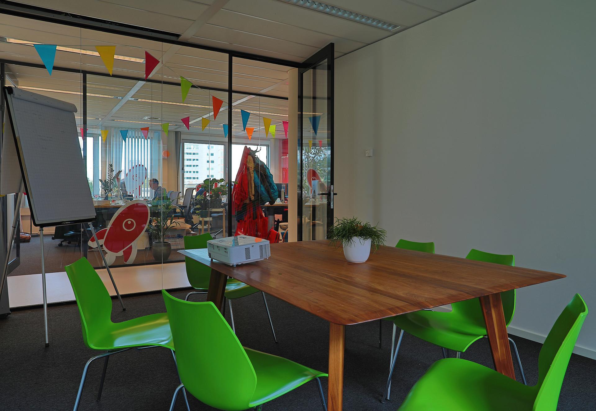 Vergaderruimte Q42 Hub Den Haag